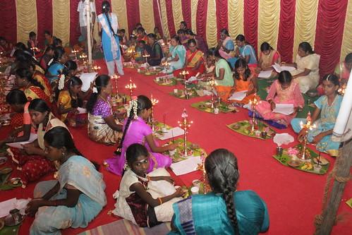 Thiruvizhakku Puja (1)