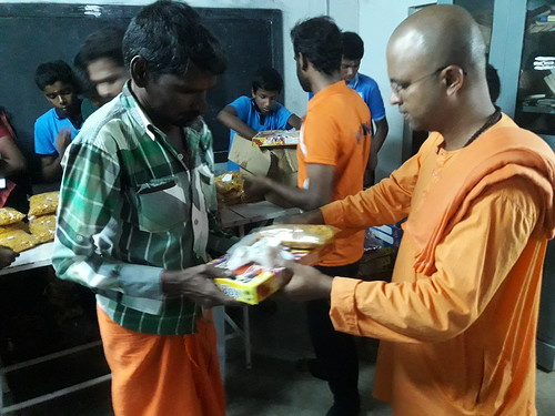 Sweets & Crackers Distribution
