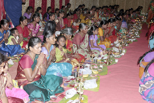 Thiruvizhakku Puja (3)