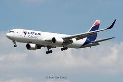 500_6698 N532LA (shamrockei105) Tags: n532la boeing 767 767300 767f latam latamcargo latamcolombia freighter fra frankfurt eddf 26052019