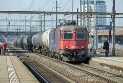 SBB Re 6/6 620 081 Pratteln (daveymills37886) Tags: sbb re 66 620 081 pratteln 11681 baureihe cargo
