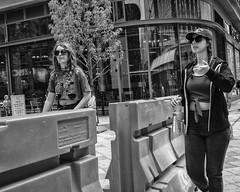 Market Street, 2019 (Alan Barr) Tags: philadelphia 2019 marketstreet marketstreeteast marketeast eastmarketstreet street sp streetphotography streetphoto blackandwhite bw blackwhite mono monochrome candid city people panasonic gx85