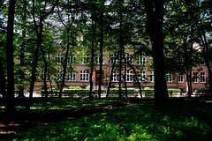 Herder Gymnasium (PK 1966) Tags: minden herder gymnasium