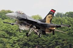 (scobie56) Tags: general dynamics f16c fighting falcon solo turk turkish air force turkey riat 2019 royal international tattoo