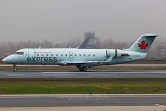 C-GKEK (rcspotting) Tags: cgkek canada regional jet crj200 air express yyz cyyz