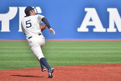 DSC_0652 (Kao.O) Tags: baystars 横浜denaベイスターズ 横浜スタジアム ハマスタ プロ野球 オープン戦 2019