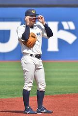 DSC_0454 (Kao.O) Tags: baystars 横浜denaベイスターズ 横浜スタジアム ハマスタ プロ野球 オープン戦 2019