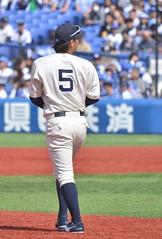 DSC_0449 (Kao.O) Tags: baystars 横浜denaベイスターズ 横浜スタジアム ハマスタ プロ野球 オープン戦 2019