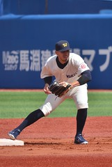 DSC_0284 (Kao.O) Tags: baystars 横浜denaベイスターズ 横浜スタジアム ハマスタ プロ野球 オープン戦 2019