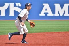 DSC_0195 (Kao.O) Tags: baystars 横浜denaベイスターズ 横浜スタジアム ハマスタ プロ野球 オープン戦 2019