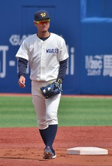 DSC_0133 (Kao.O) Tags: baystars 横浜denaベイスターズ 横浜スタジアム ハマスタ プロ野球 オープン戦 2019