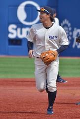 DSC_0115 (Kao.O) Tags: baystars 横浜denaベイスターズ 横浜スタジアム ハマスタ プロ野球 オープン戦 2019