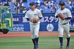 DSC_0006 (Kao.O) Tags: baystars 横浜denaベイスターズ 横浜スタジアム ハマスタ プロ野球 オープン戦 2019