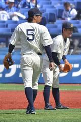 DSC_0306 (Kao.O) Tags: baystars 横浜denaベイスターズ 横浜スタジアム ハマスタ プロ野球 オープン戦 2019