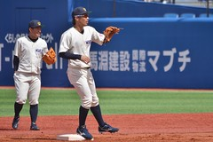 DSC_0272 (Kao.O) Tags: baystars 横浜denaベイスターズ 横浜スタジアム ハマスタ プロ野球 オープン戦 2019