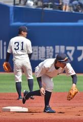 DSC_0222 (Kao.O) Tags: baystars 横浜denaベイスターズ 横浜スタジアム ハマスタ プロ野球 オープン戦 2019