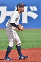 DSC_0216 (Kao.O) Tags: baystars 横浜denaベイスターズ 横浜スタジアム ハマスタ プロ野球 オープン戦 2019