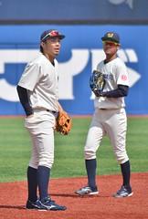 DSC_0211 (Kao.O) Tags: baystars 横浜denaベイスターズ 横浜スタジアム ハマスタ プロ野球 オープン戦 2019