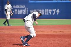 DSC_0196 (Kao.O) Tags: baystars 横浜denaベイスターズ 横浜スタジアム ハマスタ プロ野球 オープン戦 2019