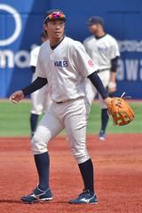 DSC_0101 (Kao.O) Tags: baystars 横浜denaベイスターズ 横浜スタジアム ハマスタ プロ野球 オープン戦 2019
