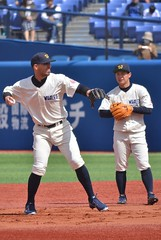 DSC_0286 (Kao.O) Tags: baystars 横浜denaベイスターズ 横浜スタジアム ハマスタ プロ野球 オープン戦 2019