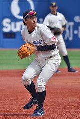 DSC_0120 (Kao.O) Tags: baystars 横浜denaベイスターズ 横浜スタジアム ハマスタ プロ野球 オープン戦 2019