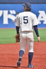 DSC_0088 (Kao.O) Tags: baystars 横浜denaベイスターズ 横浜スタジアム ハマスタ プロ野球 オープン戦 2019