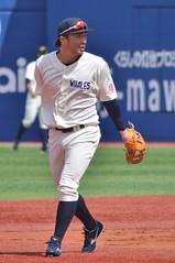 DSC_0071 (Kao.O) Tags: baystars 横浜denaベイスターズ 横浜スタジアム ハマスタ プロ野球 オープン戦 2019