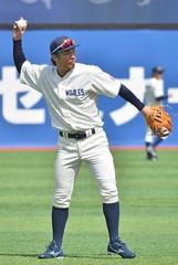 DSC_0035 (Kao.O) Tags: baystars 横浜denaベイスターズ 横浜スタジアム ハマスタ プロ野球 オープン戦 2019