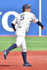 DSC_0029 (Kao.O) Tags: baystars 横浜denaベイスターズ 横浜スタジアム ハマスタ プロ野球 オープン戦 2019