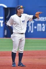 DSC_0009 (Kao.O) Tags: baystars 横浜denaベイスターズ 横浜スタジアム ハマスタ プロ野球 オープン戦 2019
