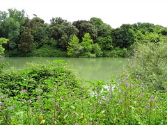 Lago Belvedere - a quiet spot in the parc. (Ia Löfquist) Tags: rome rom roma italy italien italia maj may