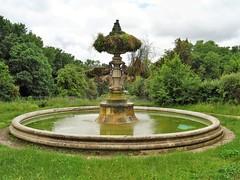 In need of maintenance (Fontana del Giglio). (Ia Löfquist) Tags: rome rom roma italy italien italia maj may