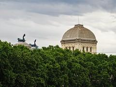 Heading to the synagogue. (Ia Löfquist) Tags: rome rom roma italy italien italia maj may