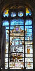 Chapelle de Chantilly 3 (.Sophie C.) Tags: chantilly 60 oise leshautsdefrance châteaudechantilly domainedechantilly chapelledechantilly patrimoinereligieux chapelle verrière vitraux sainteagatheetlesfillesduconnetable picardie