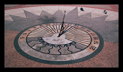 The Sundial in Sevastopol
