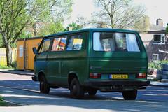 1985 Volkswagen Transporter Kombi 1.9 (T3) (rvandermaar) Tags: 1985 volkswagen transporter kombi 19 t3 vwtransporter volkswagentransporter vwt3 volkswagent3 sidecode7 31xzg8