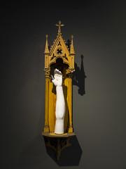 _DSF1353 (Toni M. Micó) Tags: olot garrotxa museu museudelssants vayreda elartecristiano sants