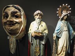 _DSF1349 (Toni M. Micó) Tags: olot garrotxa museu museudelssants vayreda elartecristiano sants