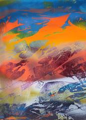 Episode 01 (SERGEY AKRAMOV) Tags: sergeyakramov сергейакрамов graffiti graffuturism postgraffiti aerosol art artwork fineart sprayart streetart street paint painting paper print contemporary