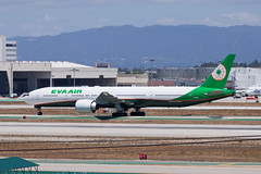 Air New Zealand (EVA Air) Boeing 777-300ER ZK-OKT (jbp274) Tags: klax lax airport airplanes eva evaair br airnewzealand nz boeing 777