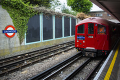 'Piccadilly Line Special' (Alexander Jones - Documentary Photography) Tags: documentary photography london underground transport museum 1938 rolling tube stock railway train trains nikon d5200 central piccadilly line