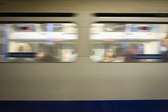 'Knightsbridge' (Alexander Jones - Documentary Photography) Tags: documentary photography london underground 1973 rolling tube stock railway train trains nikon d5200 central piccadilly line knightsbridge station