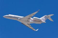 Private Bombardier BD-700 Global 5000 VQ-BMM (jbp274) Tags: klax lax airport airplanes bizjet bombardier bd700 global5000