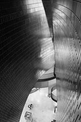 Studio Bell (ellieupson) Tags: architecture city modern monochrome calgary canada alberta blackandwhite music museum curves lines contrast