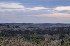 Northern Wisconsin Twilight Landscape (Sam Wagner Photography) Tags: mount valhalla northern wisconsin twilight dusk colorful sky rolling hills spring landscape midwest america usa travel nature outdoors view hike vista