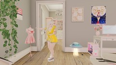 Good morning! (thelittlecrumb1) Tags: slteen secondlife cute kawaii slmagicalgirl cutesy cubiccherry ayashi sailormoon halfdeer bodylanguage lagoom maitreya genusbabyface