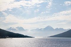 Reisafjorden (Xtian du Gard) Tags: xtiandugard norway fjord troms paysage landscape seascape waterscape high key