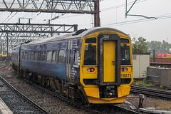 Northern 158871 (Mike McNiven) Tags: arriva railnorth northern abellio first scotrail saltire sprinter expresssprinter manchester airport manchesterairport piccadilly barrow barrowinfurness windermere dmu diesel multipleunit