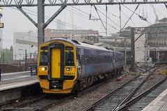 Northern 158871 (Mike McNiven) Tags: arriva railnorth northern sprinter supersprinter dmu diesel multipleunit windermere barrow barrowinfurness manchester piccadilly airport manchesterpiccadilly